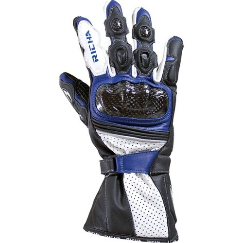 Richa Ravine Glove - BLK/BLUE