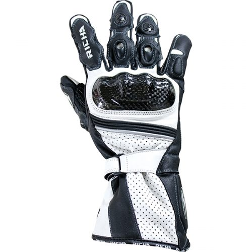 Richa Ravine Glove - BLK/WHITE